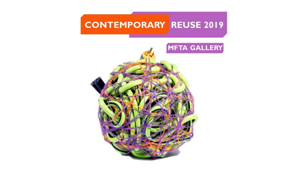 Contemporary Reuse 2019 – Gallery Opening and Art Making – Materials