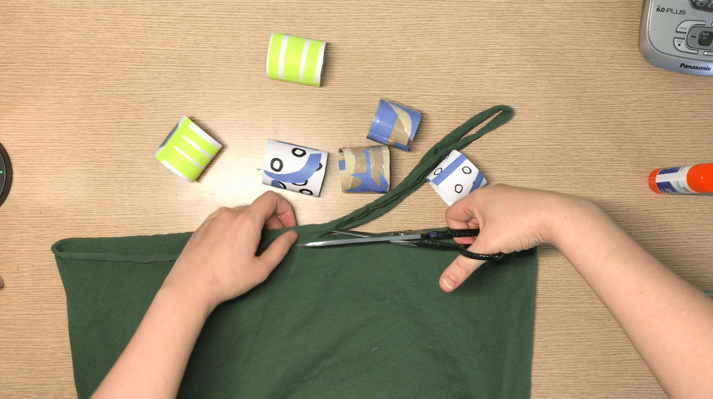 PAPER TUBE BEAD LESSON